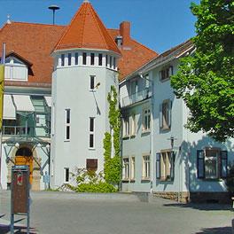 Markt Rathausplatz Bad Krozingen