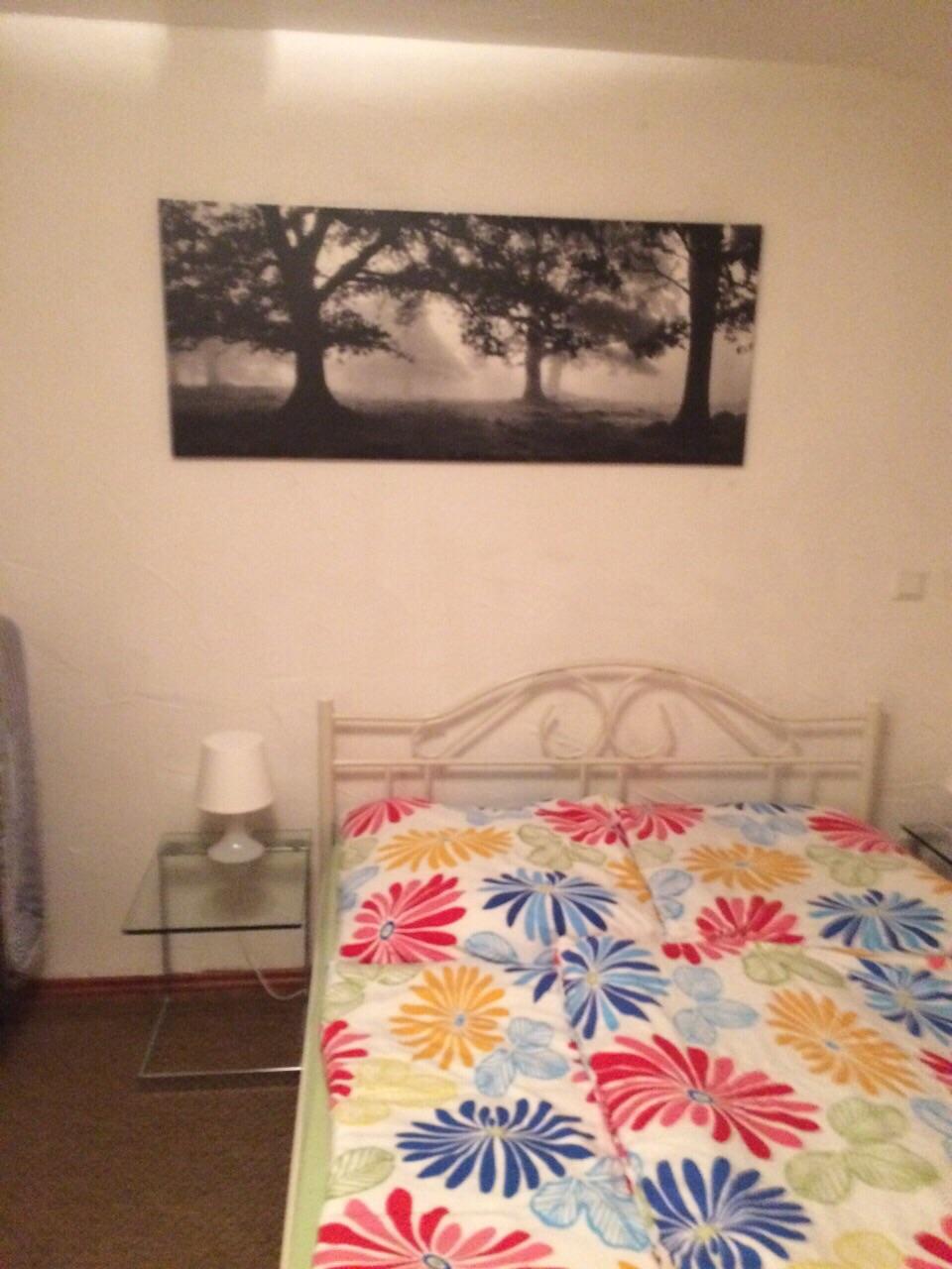 Schlafzimmer Ferienwohnung Stüble
